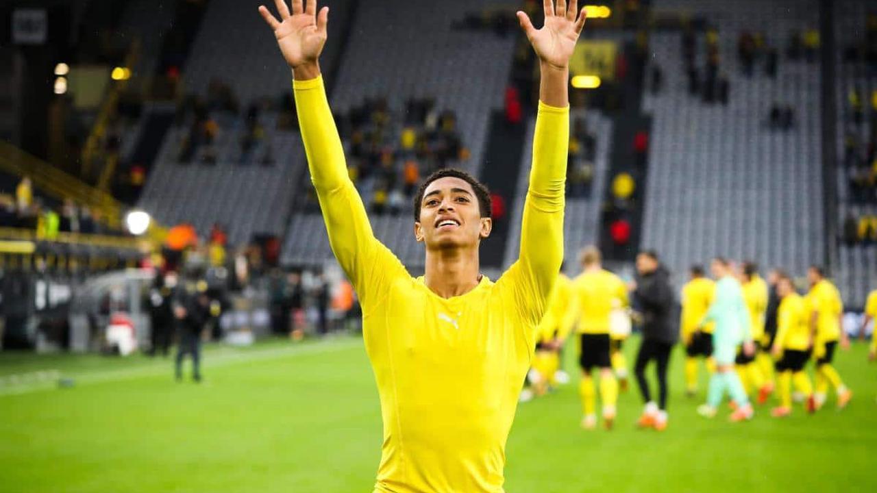 Dortmund : un nouveau contrat en or pour Bellingham ?