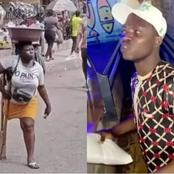 Video Of A Young Man Proposing To Amputee Lady, Mary Daniel Surfaces Online