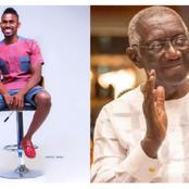 Former President John Agyekum Kuffour Will Say ByeBye To Ghanaians Soon - Ibrah One Reveals.