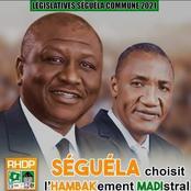 Législatives/Séguéla : le slogan d'Hamed Bakayoko et son suppléant suscite de nombreux commentaires