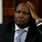 Just In: Moses Kuria Arrested For Flouting COVID-19 Rules