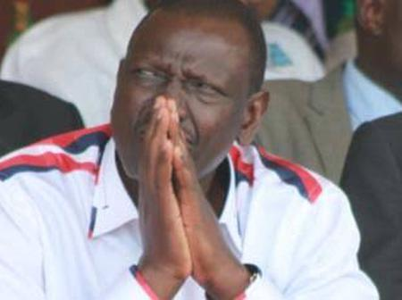 BREAKING: Reactions As The Dp Ruto Mourns Bitterly, Eulogizes The Fallen Famous Religious Leader