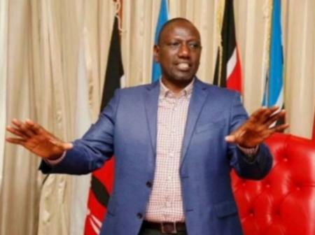 British National Arrested For Allegedly Flying a Drone Over DP Ruto's Home