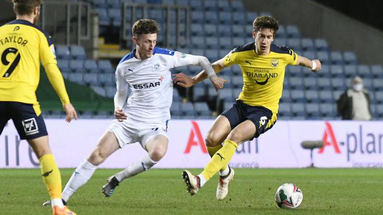 Oxford United find out first two Papa John's Trophy opponents