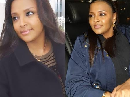 22 Years After Sani Abacha's Death, See How Beautiful His Daughter Turned Out To Be