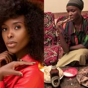 You Can Crash Awinja's Heart But Not Her Appetite. See Her Latest Funny Post