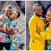 From Facebook To The Altar: Joy as lady is getting married to a man she met online (Chats + Photos)