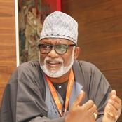 Three Times Governor Akeredolu Has Showed His Unflinching Bravery To Us All