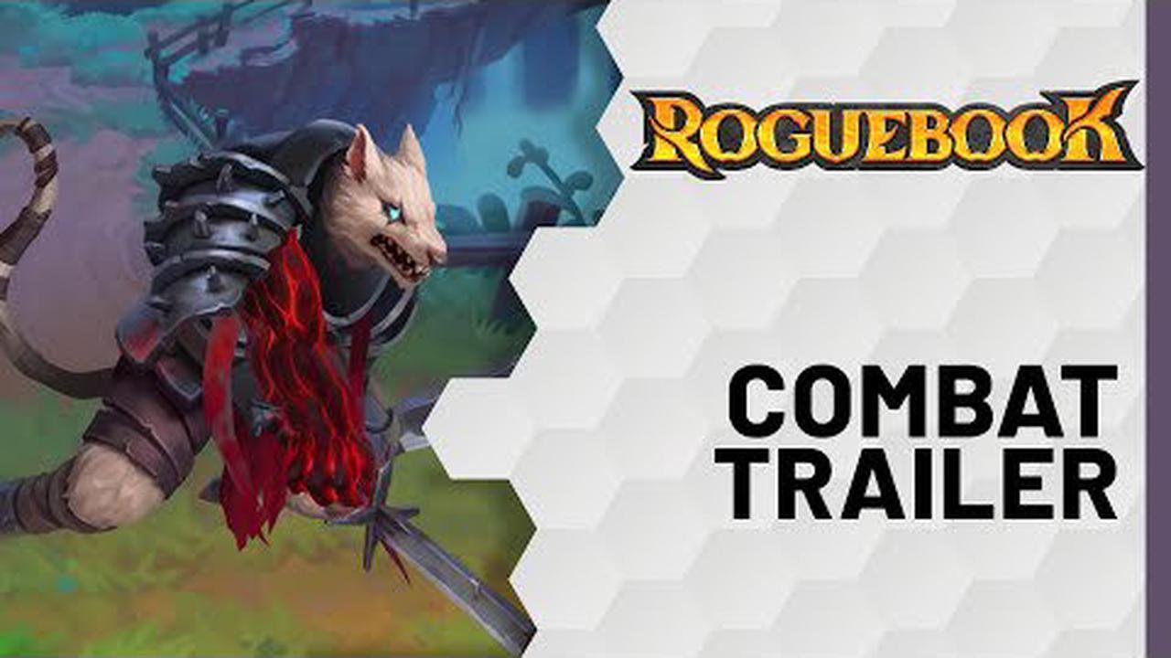 Roguebook est à présent disponible sur Steam.