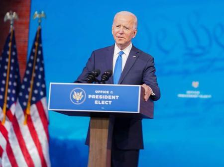 Joe Biden is tired of talking about Trump
