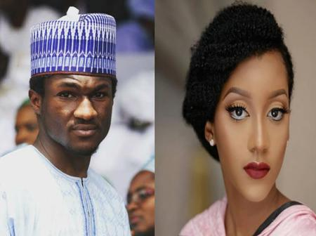 Check Out More Photos Of The Beautiful Kano Princess President Buhari's Son, Yusuf Is Set To Marry