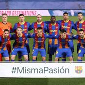 The season is far from over, the league title is still within reach for Barca