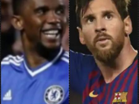 Between Messi And Eto'O: Who Is Richer?