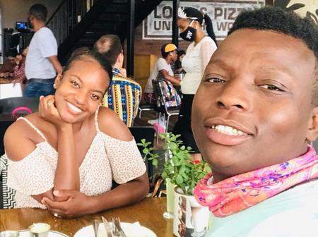 Zuluboy and his life partner recently celebrated their 4th anniversary, see thier beautiful pictures