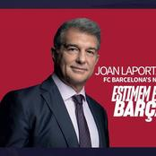 Official: Joan Laporta is the new President of FC Barcelona