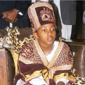 Meet The World's Youngest King Who Became A King At The Age Of 3
