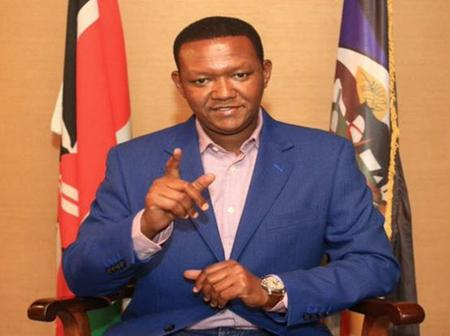 Machakos Governor Alfred Mutua Urge the Government to Increase Free Funds to the University