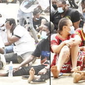 Check Out The Punishment Given By The Court To These Night Club Customers In Lagos State
