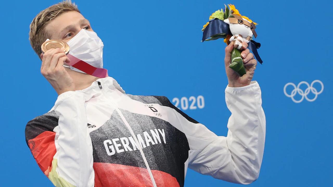 Nach Wellbrocks Bronze-Coup meldet sich sofort Weltrekordler Biedermann zu Wort