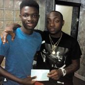 Nigerian Man Who Dropped Out Of School Finally Graduates With A First Class After Davido's Help
