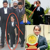 Never Be Ashamed Of Your Dwarf Child;Meet The Smallest 3 Feet 11 Inches Lawyer With Dwarf Condition