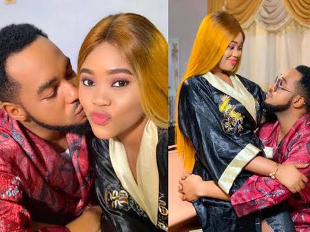 Check Out Photos of Chioma Nwaoha with Some Nollywood Actors