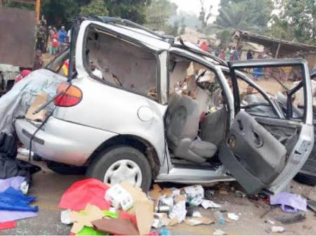 14 killed in deadly car crash along Anyigba-Ajaokuta road, Kogi state