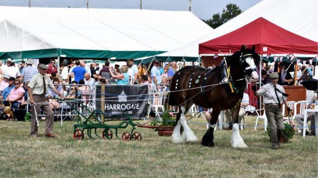 Tockwith Show cancelled again due to pandemic