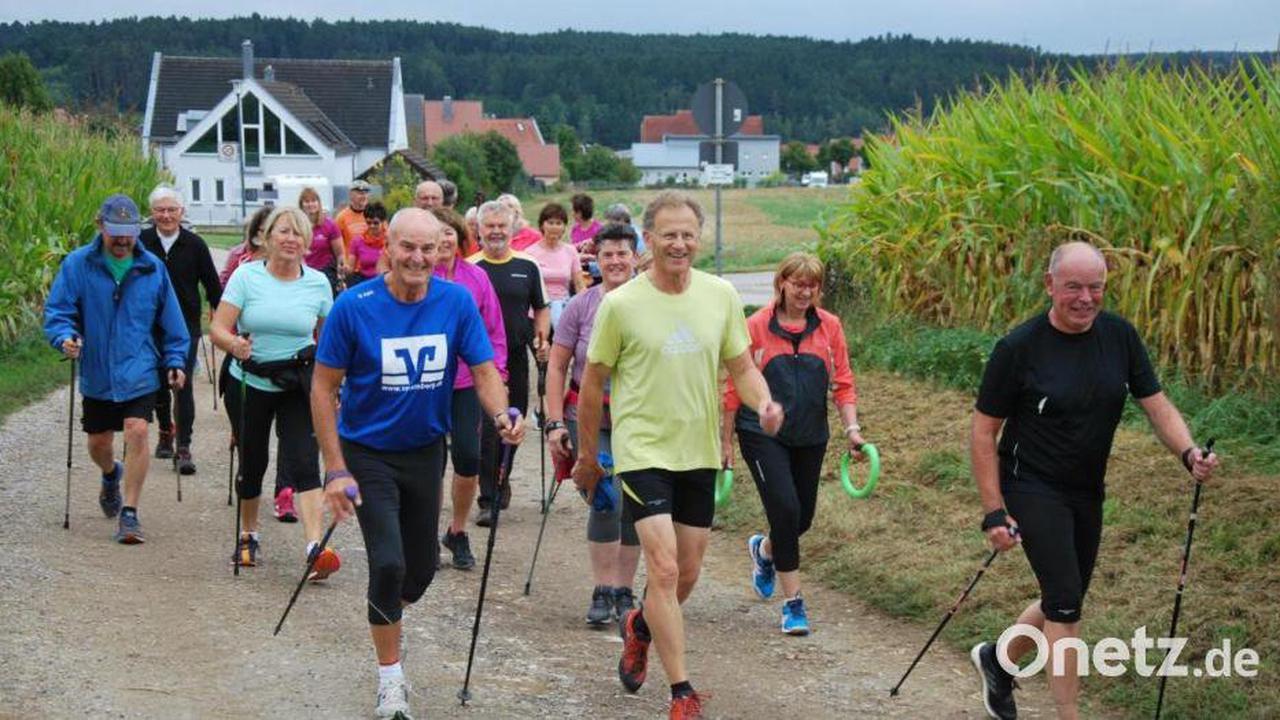 Kümmersbrucker Walking Event wieder der Renner