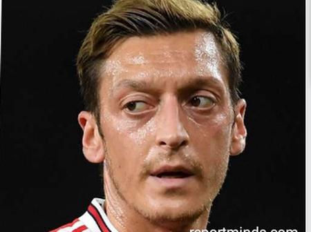 Former Arsenal Captain Laurent Koscielny React To Mesut Özil Omission From The Team