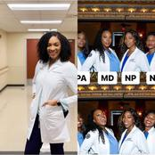 Reactions As Female Doctor Shares Photo Of Her Siblings