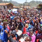 How Deputy President William Ruto Was Received In Meru County