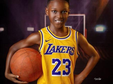 Check Out Photos Of Paul Okoye's Son That Celebrated His 8th Birthday Recently