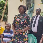 Législatives 2021 : la candidate Fleur Aké M'Bo en symbiose avec les chefs traditionnels d'Agboville