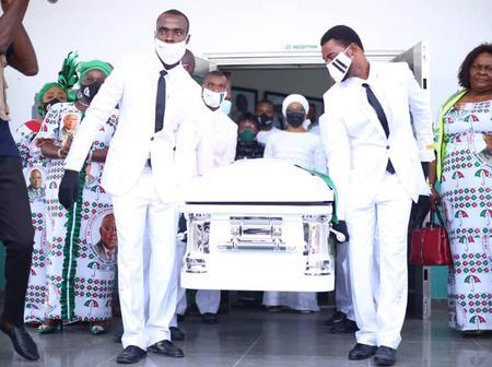Udo Ekpenyong: Akwa Ibom PDP Chairman goes home (Photos)