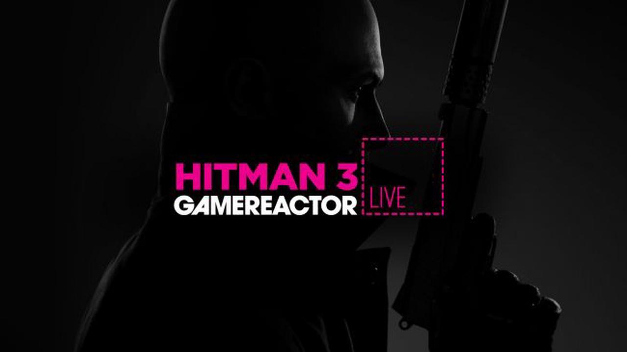 Hitman 3 au programme du stream d'aujourd'hui