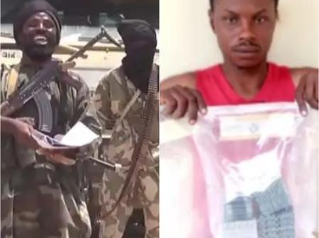Boko Haram Drug Supplier Arrested