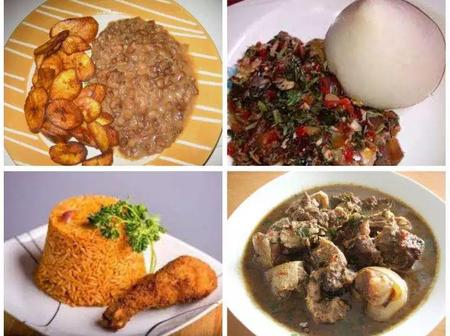 Are You A Foodie? How Many Of These 84 Nigerian Foods Have You Tasted? (Photos)
