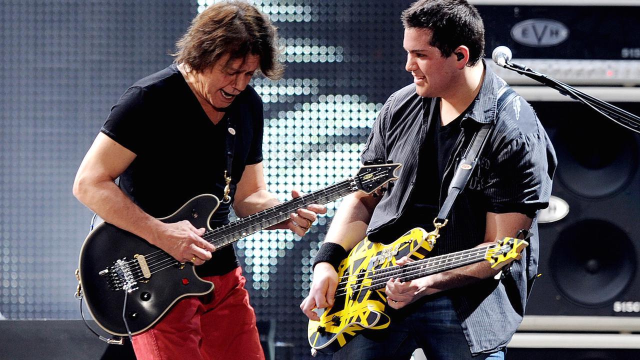 Eddie Van Halen Cried When He First Heard Mammoth WVH's 'Distance'