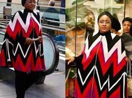 Fashion: See photos of Aisha Buhari rocking her fashion style in different attires