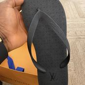 Nigerians reacts as flip flops (Slippers) is sold for N280, 000
