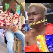 NBA-Geeboy's Loots During EndSARS Protest Surfaces Days After Accusing Davido Of Stealing His Slang
