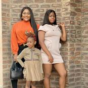 See The Beautiful Daughters Of Actress Uche Elendu (photos)