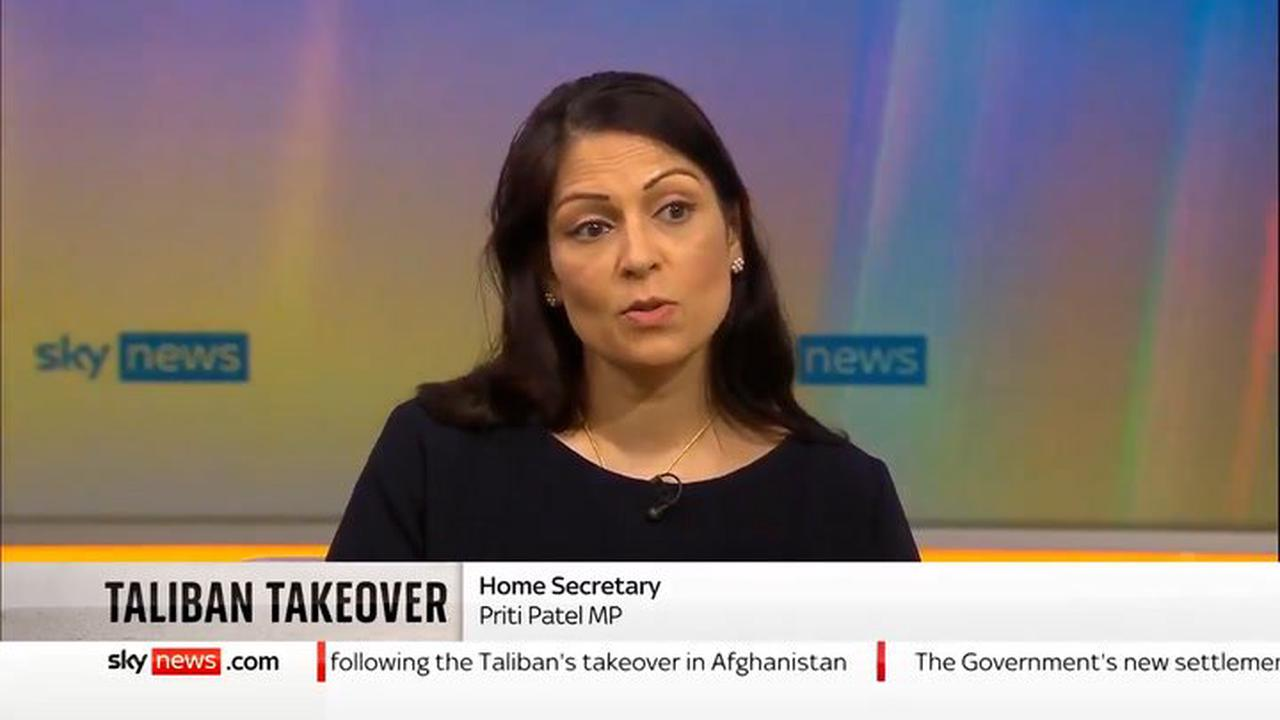We are honouring our Afghan heroes by allowing them sanctuary in the UK