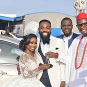 After Woli Arole Got Married To The Love Of His Life, See The Car Gift He Got From A Supporter