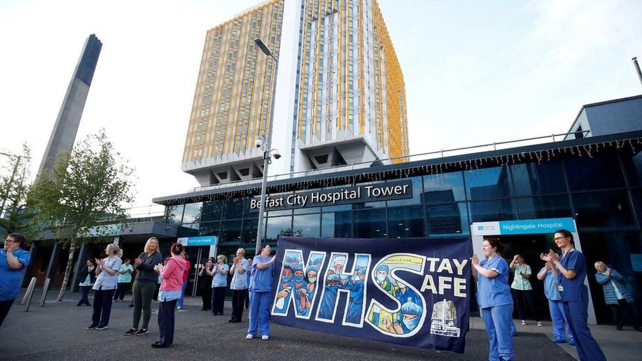 Coronavirus: Free NI hospital car parking ends after £6m spend