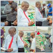 Chinedu Ijiomah Empowers 120 Youths In Port Harcourt, Rivers State (Photos)
