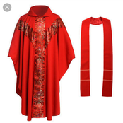 Catholic Liturgical Garments And Their Functions