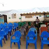 Fiasco du RHDP à Songon-Agban : Les populations ont boudé le pouvoir les images qui parlent