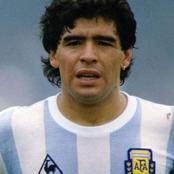Le football mondial en deuil : décès de Diego Maradona